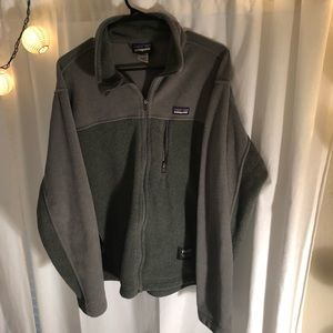 PATAGONIA Men's Full Zip Synchilla Fleece Sz L